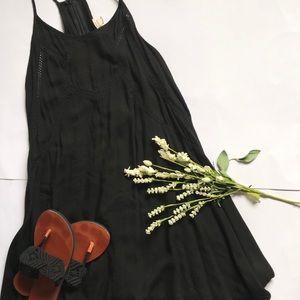 Flowy Black Sundress